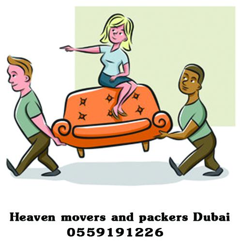 Heaven Movers and Packers Dubai
