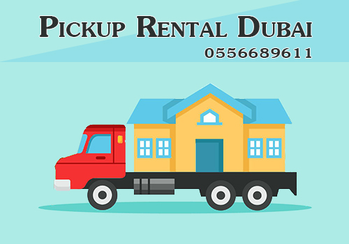 Pickup Rental Dubai