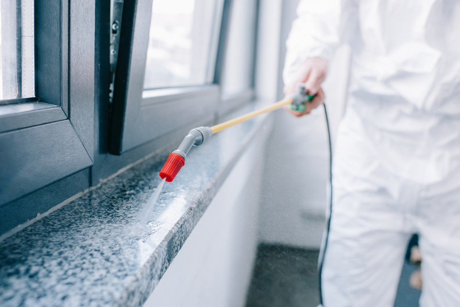 Tareeq Muwailah Building Cleaning & Pest Control